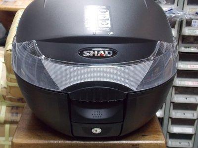 飛達-CUXI-115 QC115 後箱架 +夏德 SHAD 33後箱 合購價3200元