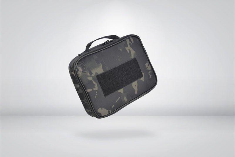 [01] 26CM 手槍袋 黑CP ( 槍盒 槍箱 槍袋 槍包 手提袋 手提箱 購物袋 便當 露營 手槍 短槍 軍事風
