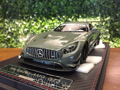 1/18 AvanStyle Mercedes-AMG GT3 Tarnish AS002-19【MGM】