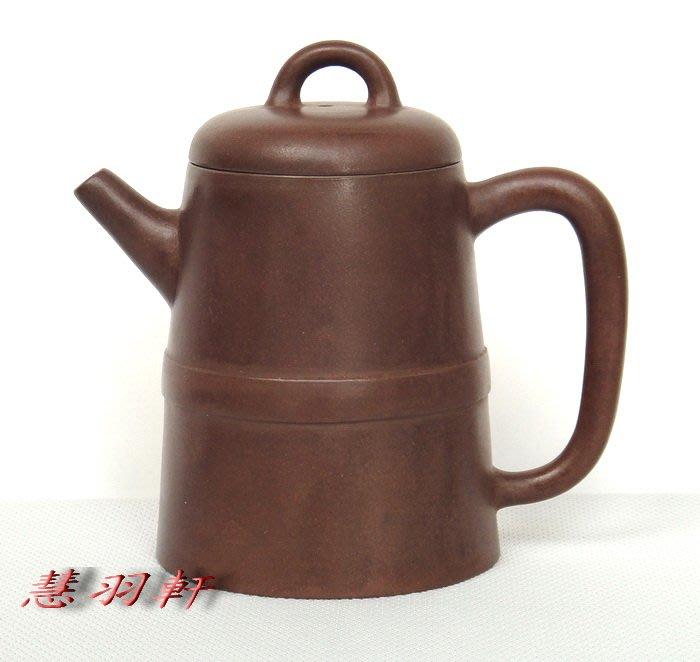 慧羽軒-(花印)款高筒花樽-高鐘式壺~約315c.c.