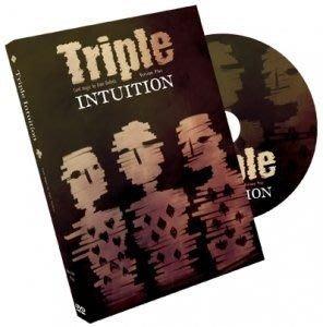 【意凡魔術小舖】Triple Intuition by Dani da Ortiz 全新進化ACAAN