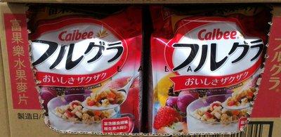 1000g CALBEE 卡樂比 富果樂水果麥片 早餐麥片(1000g) COSTCO 好市多 代購