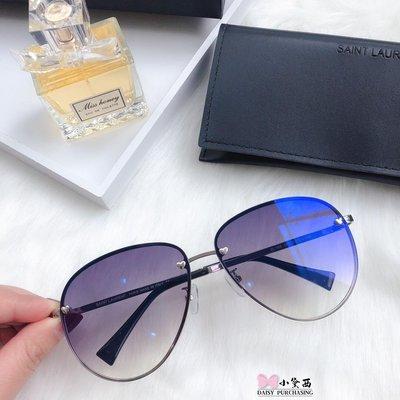 【小黛西歐美代購】YSL yves saint laurent 時尚商品 女生太陽眼鏡 墨鏡顏色1 歐洲限量代購