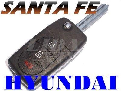 【LIDAXIN立大新汽車晶片鑰匙】HYUNDAI 現代汽車SANTA FE I30 原廠遙控器鑰匙 外殼材料