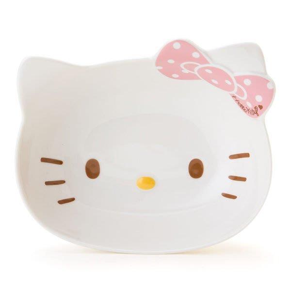 東京家族 KITTY 大白臉 造型陶瓷咖哩盤美濃燒陶系列