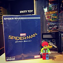 MEZCO TOYZ ONE:12 COLLECTIVE Spider-Man Homecoming (Unity Toy)