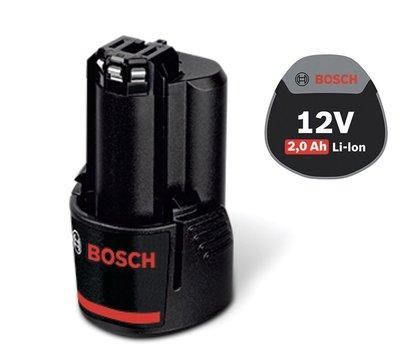 胖達人五金 德國 BOSCH 博世 GBA 12V 2.0AH 鋰電池 原廠全新 保固6個月
