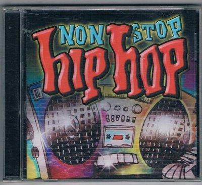 [鑫隆音樂]西洋CD-NON STOP hip hop /原裝進口盤 (全新)免競標