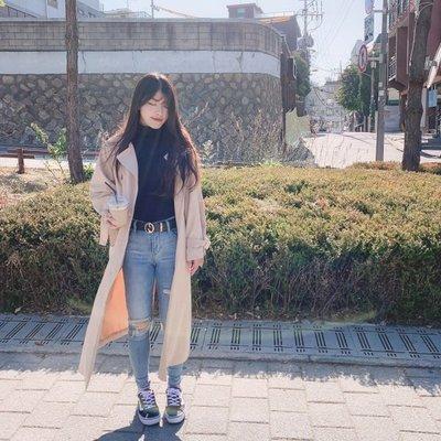【ZEU'S】韓國秋裝新款休閒長款寬鬆風衣外套『 11119918 』【現+預】K