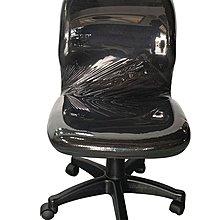 【宏品二手家具】全新 二手家具 家電買賣 EA1509Fj*全新黑色透氣OA辦公椅* 洽談椅/等待椅/會議椅/電腦椅/