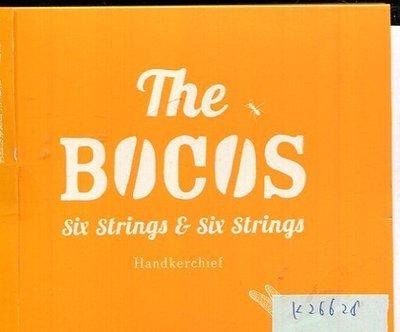 *真音樂* THE BOCOS / HANDKERCHIEF 二手 K26628