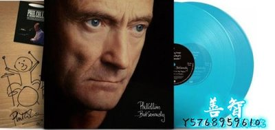 善智 CD 精選Phil Co##llins But Seriously (2 Turquoise Vinyl) 2LP 綠松石膠SZ1608