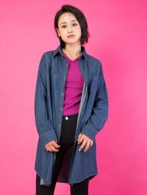 全新轉賣翊衣坊IN JP代買專櫃CECIL McBEE牛仔襯衫外套洋裝上衣,MOUSSY SNIDEL SLY LF