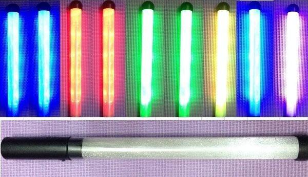 LED 螢光棒 15段變色 七彩棒 互動螢光棒 color change 玩美7色 演唱會【塔克玩具】