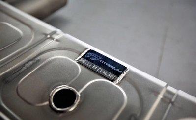 二手部品 BMW F80 F82 F83 M3/M4 iPE Exhaust F1 鈦合金中尾段閥門排氣