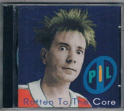 [鑫隆音樂]西洋CD-P.i.L / Rotten To The Core {BIG054} /全新/免競標