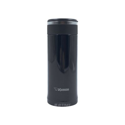 ZOJIRUSHI 象印 SM-JD36 不鏽鋼保溫杯 黑皮TIME 09047