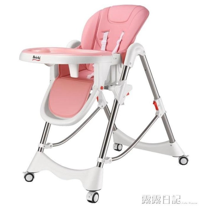 寶寶餐椅兒童嬰兒吃飯椅子多功能便攜式可摺疊 NMS