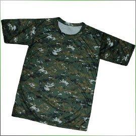 【ARMYGO】國軍新式數位迷彩短袖 T- SHIRT (尺寸 :3L~5L購買區)