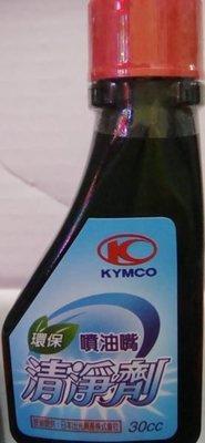光陽 KYMCO 原廠 噴油嘴 清潔劑 噴射車系 專用 雷霆 超5 G6 GP MANY VJR