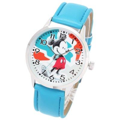 日本正版 Disney 迪士尼 米奇 手錶 腕錶 disney-mk002-lb 日本代購