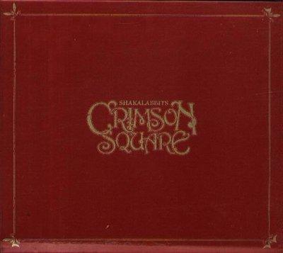 八八 - SHAKALABBITS - CRIMSON SQUARE - 日版 CD+DVD