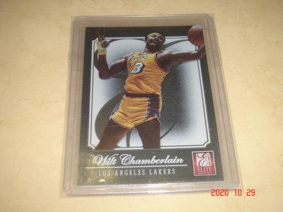 美國職籃 NBA Lakers Wilt Chamberlain 2012-2013 Panini #176 球員卡