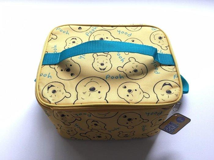 【大囍本舖】微笑維尼熊╱保溫休閒袋