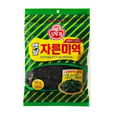 韓國 不倒翁OTTOGI 海帶芽 海帶芽湯 涼拌海帶 50g