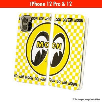 (I LOVE樂多)MOON Eyeball iPhone 12, 12 Pro專用手機皮套[MG909-12P]