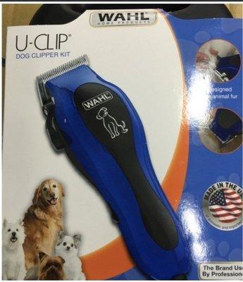 (現貨免運)華爾 WAHL 華爾寵物電剪 專業電剪 電推 推剪 理髮器 電剪 環球電壓*HAIR魔髮師*
