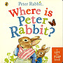 *小貝比的家*WHERE IS PETER RABBIT?/ 硬頁...