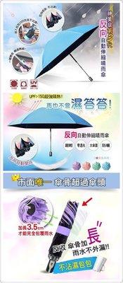 雨傘-自動反向折疊傘/晴雨傘
