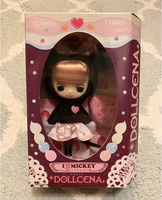 Blythe - Disney Dollcena  'I love Mickey'