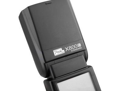 ~阿翔小舖~ 品色Pixel X800C-STD標準版 公司貨 Canon閃光燈 X800 X800C Standard