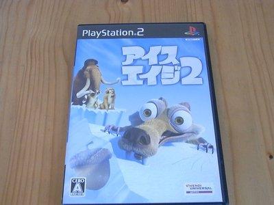 【小蕙館】PS2~ 冰原歷險記2 (純日版)