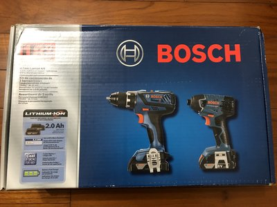 Bosch 18V 雙機組合