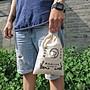獨家設計束口袋- Logo款(小尺寸賣場) 兩種...