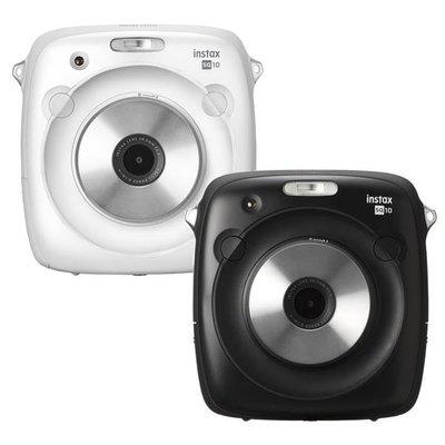 日本代購 FUJIFILM Instax square SQ10 數位拍立得 兩色可選 預購