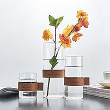 〖洋碼頭〗創意歐式玻璃插花水培花瓶辦公桌面擺件臥室客廳個性裝飾品小擺設 fjs541
