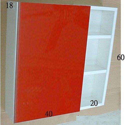 浴室 多功能置物櫃 防水櫃 紅色 白色 可訂做 台中工廠自產自銷 超級便宜@成舍衛浴@置物櫃