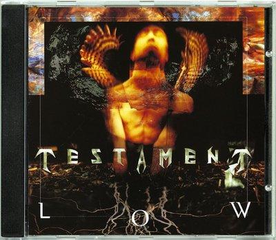Testament - Low 二手德版