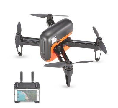 【帶GPS,定高定點,FPV圖傳,智慧返航】小鐵牛航魔館 Wingsland M5 航拍機 四軸 無人機