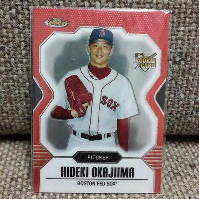 2007 岡島秀樹波士頓紅襪隊棒球卡~
