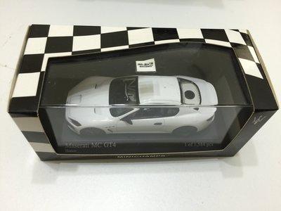 Minichamps Maserati Gran Turismo MC GT4 2010