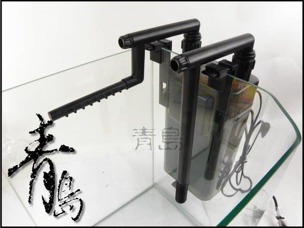 AA。。。青島水族。。。D-EX-120台灣UP雅柏-----外掛式迷你小圓桶過濾器==120型-附濾材