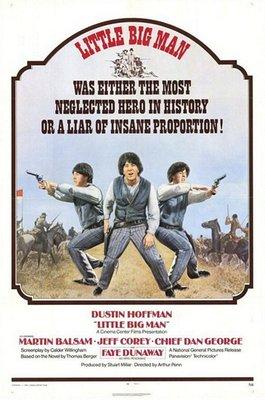 【藍光電影】小巨人/小人物/小大人 Little Big Man 1970 第43屆奧斯卡金像獎最佳男配提名作品 109-063