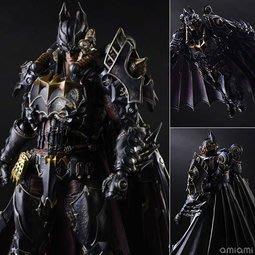 【南部總代理】Play Arts改PA改蒸汽朋克蝙蝠俠BATMAN永恒系列可動手辦模型擺件 蝙蝠俠 蒸氣龐克 變異版 高