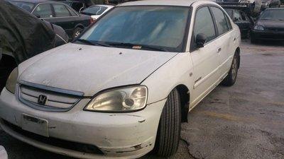 [原立] 汽車零件網 HONDA K10 FERIO CRV K5 K6 K7 K8 CITY 喜美16V 零件車拆賣
