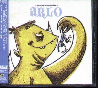 K - ARLO - STAB THE UNSTOPPABLE HERO - 日版 +2BONUS - NEW